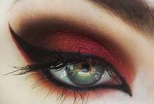 toreador makeup