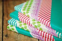 Washi Tape Crafts / by Megan Ganger