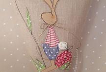 Harer/påske/vår