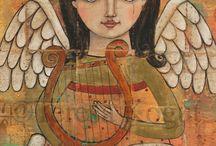 Angel de mi.......