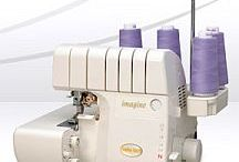 BABY LOCK EVOLUTION SERGER!