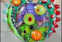 Lampwork Beads / by Laryn Henson