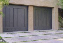 Porton garage