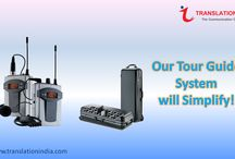 Equipment s for Translation / We provide the best and quality Equipments for translation over 250 languages across the world.