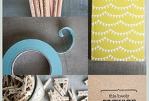 Office Supplies + Paper Products / by Michelle Reagan