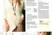 ponchos mujer
