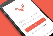web and app designs