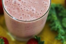 Smoothies & Waters / Smoothie & infused water recipes to help with my Cancer, health and wellness