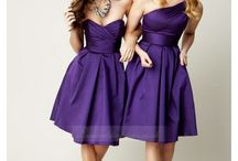 Say yes to the bridesmaid dress