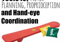 hand eye coordonation