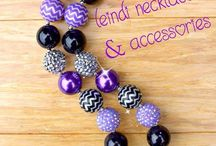 Chunky Necklaces Inspirations
