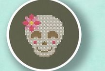 Cross Stitch / by Jessica Cashmer-Patten