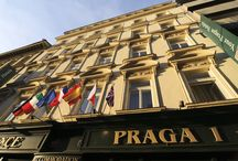 Hotel Praga 1 / The Hotel PRAGA 1 is situated in the centre of Prague at 5 Zitna Street. There is an underground and tram station nearby (approx. 100 m) named ″Karlovo náměstí″, from where you can get anywhere you need to go.