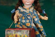 Dolls 1 / by Carol Ann