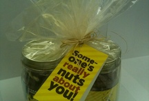 Gifts / by bobbysue's nuts!