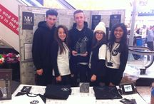07/12/13 - Merrion Center Christmas Fair! / Thank you to all who came and supported us, we won best retail stand!
