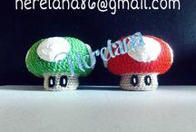 Amigurumis / Muñecos de lana hechos a mano