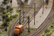 H0 modelová železnice