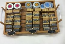 Candles, Oils, Soaps and Cosmetics / Candles, oils, cosmetics and more, all available in-store at CraftWorld, Westgate, Auckland, NZ.