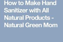 hand santizer