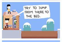 Game jokes