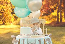 Baby's birthday ideas