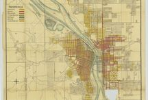 MAPS and CARTOGRAPHY / Just like Maps