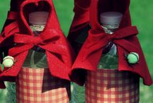 Little Red Riding hood party ideas and supplies