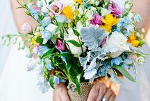 21 augustus-laura / veldbloemen bruiloft