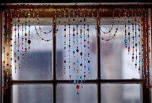 bead curtains