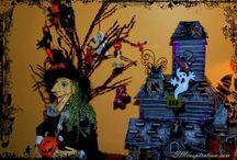 My Halloween's Creations / SM  Scrapmagie