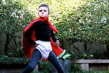 Book week Costume ideas Owen