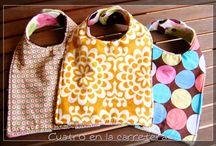 BABYS. baberos, bandanas, pañales y más / cositas para los bebés
