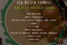 Eco Recetas de productos de limpieza casera