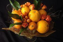 Букеты из фруктов/овощей