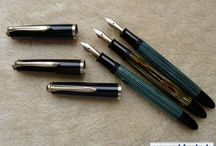 Fountain Pens / Classic Fountain Pens, Paper, and Ink