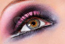 makeup & hair / by Samantha DeVries