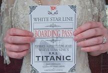 Titanic Party!  / by Kara Georg