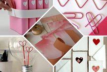 DIY Craft Ideas / Inspiration and ideas for DIY crafts