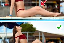 """12 errores de poses fotográficas (verano) / Hay un montón de """"reglas fotográficas"""". Sin embargo, lo principal de una buena foto no es una pose perfecta, cuerpo o ángulo: son las emociones. Una pose equivocada con una imagen espontánea, natural, sincera y emocional vale mucho mas."""