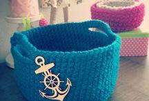 Crochet ... háčkovanie
