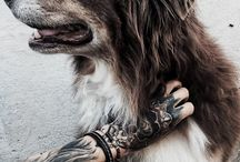 Tattoos & Animals / Welcome to our board for tattoos & animals!  Photo source info might have been changed/lost along the way. If a photo belongs to you, please let us know so we can offer credit!