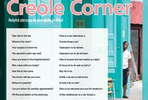Creole Corner / Helpful Creole phrases to use while you are in Milot, Haiti!