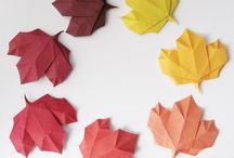 Origami/Papier