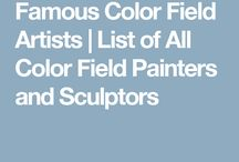 Color Field Painters--Abstract Expressionism