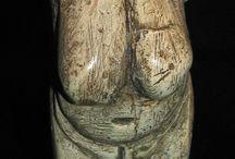 Prehistorische beelden