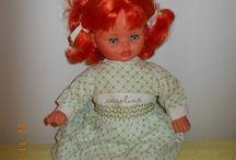 bambole vintage / bambole degli anni 1960 - 70