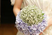 other florists'wedding items / その他の日本人フラワーデザイナーによる作品を集めています。
