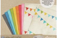 Scrapbook · Texture and Card