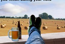 Round baling with Tama / Creative and amusing posts regarding to the baling season / by Tama - Farm Grown Solutions